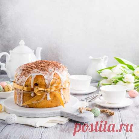 Рецепты пасхального кулича в хлебопечке от Шефмаркет