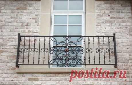 Кованые балконы: фото 80 наиболее изящных вариантов оформления
