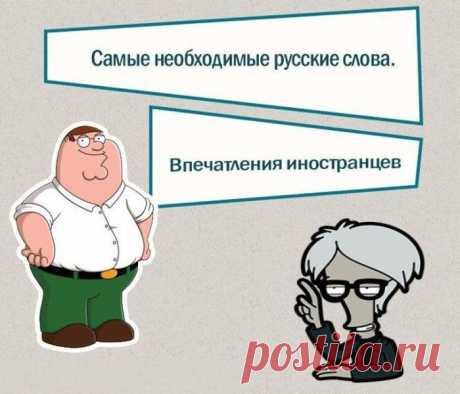 Мнение иностранцев о великом и могучем (16 фото) - Fishki.Net   Остальные Картинки