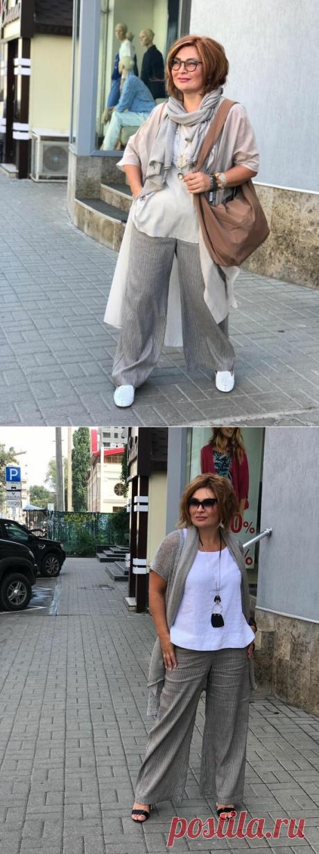 Идеальный гардероб в стиле бохо для женщин 50+ | Жизнь пышки | Яндекс Дзен