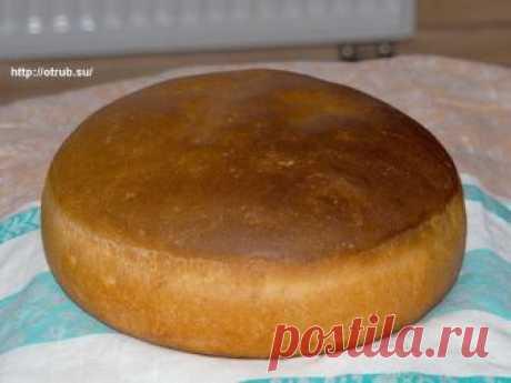 Простой, дешёвый и очень вкусный домашний хлеб на каждый день: рецепт с фото