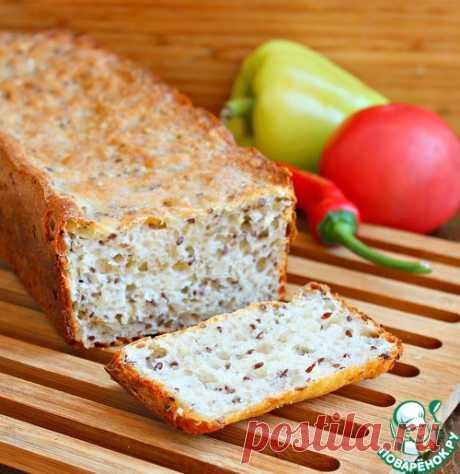 Шведский ночной хлеб без замеса – кулинарный рецепт
