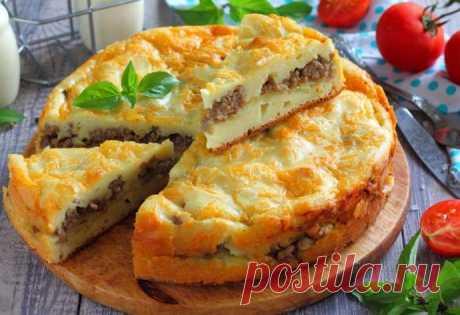 Заливной пирог на кефире с мясом – рецепт «легче не бывает» Простой рецепт вкусного заливного пирога на кефирном тесте с мясной начинкой. Как приготовить заливной пирог с курицей и грибами в мультиварке.