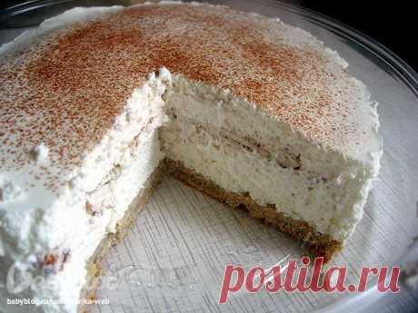 СУПЕР-ДИЕТИЧЕСКИЙ торт.