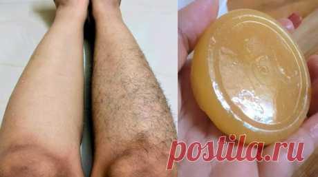 Избавиться от лишних волос на теле поможет домашнее натуральное мыло - HeadInsider
