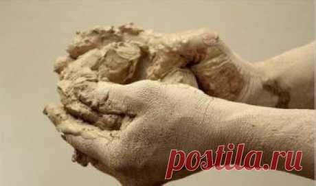 Исцеляющая сила живой глины