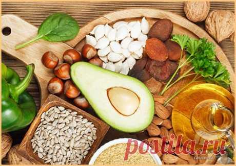 Преимущества витамина E