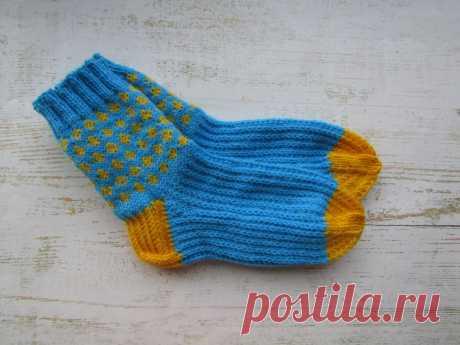 Детские носки размер 28, возраст 4 года (подробное описание и фото) | Рукотворное | Яндекс Дзен
