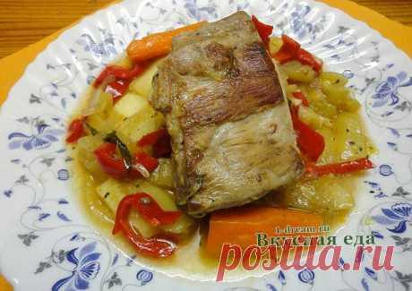 Свиные ребрышки-10 лучших рецептов с фото и видео - Вкусная еда