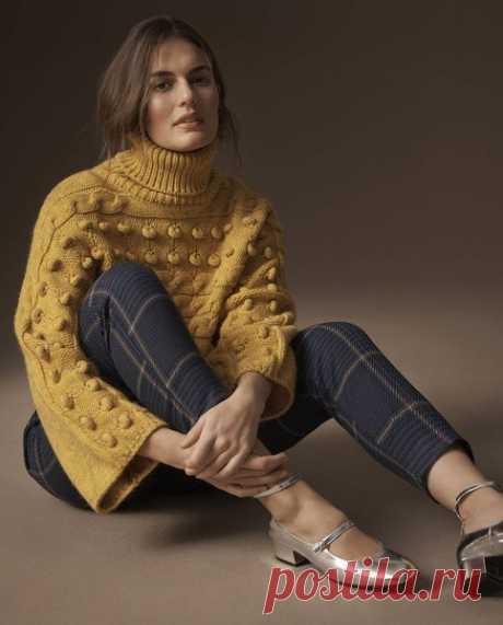 Осенняя коллекция Marks & Spencer: 14 стильных образов, от которых очень сложно отказаться | Прощай, шпилька! | Яндекс Дзен