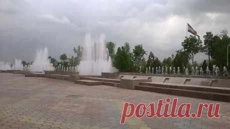 Прогулка по Душанбе. Что вы не знали о Гиссарской крепости.