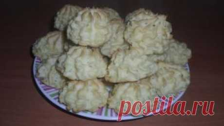 Картофельное пюре в духовке – вкусный гарнир на праздничный стол. Герцогский картофель