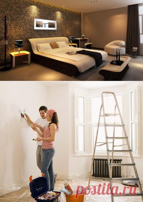 Как быстро и качественно сделать ремонт в квартире своими руками? | В темпі життя