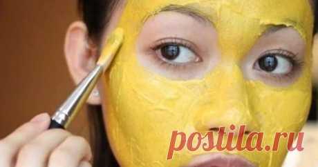 Индийская маска избавит Вас от морщин, пятен, угревой сыпи и акне! | TutVse.Info