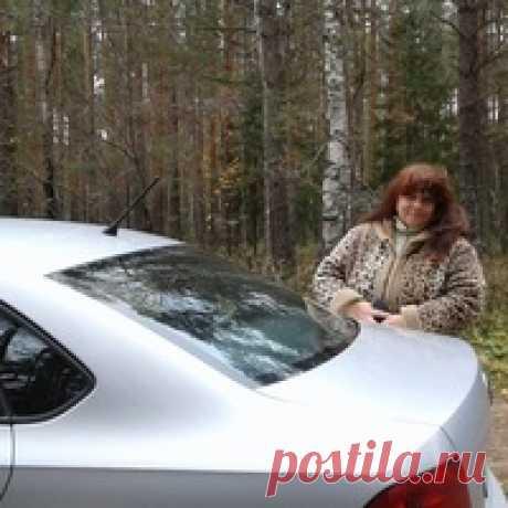 Людмила Мезинова