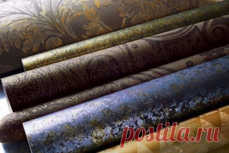 Какие виды обоев помогут при неровных стенах Какие 5 разновидностей обоев стоит использовать при отделке неровных стен.