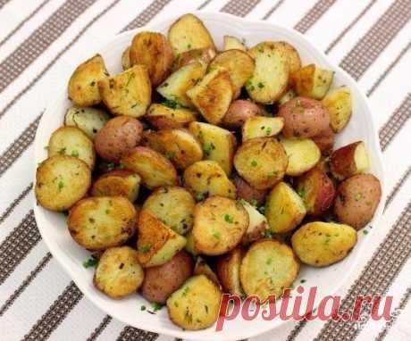 Как приготовить картофель, запеченный по-мексикански - рецепт, ингридиенты и фотографии