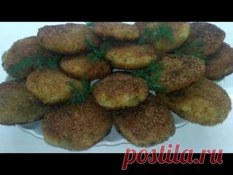 Вкусные капустные котлеты - постное блюдо