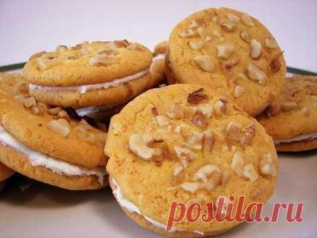 Ароматное медовое печенье | Десерты и выпечка