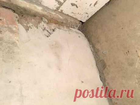 Что делать, если штукатурка после высыхания покрылась сеткой из трещин — Строительство и отделка — полезные советы от специалистов