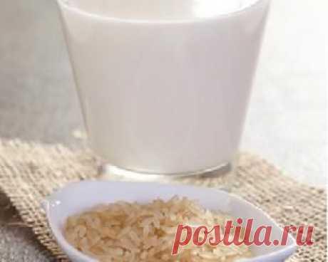 (+1) тема - Уникальный эликсир молодости: рисовое молоко | Первая помощь