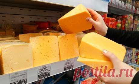 Будьте бдительны! Никогда не берите этот сыр, если на упаковке увидите это...