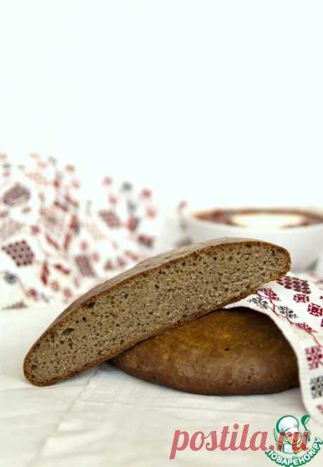 Хлеб украинский – кулинарный рецепт