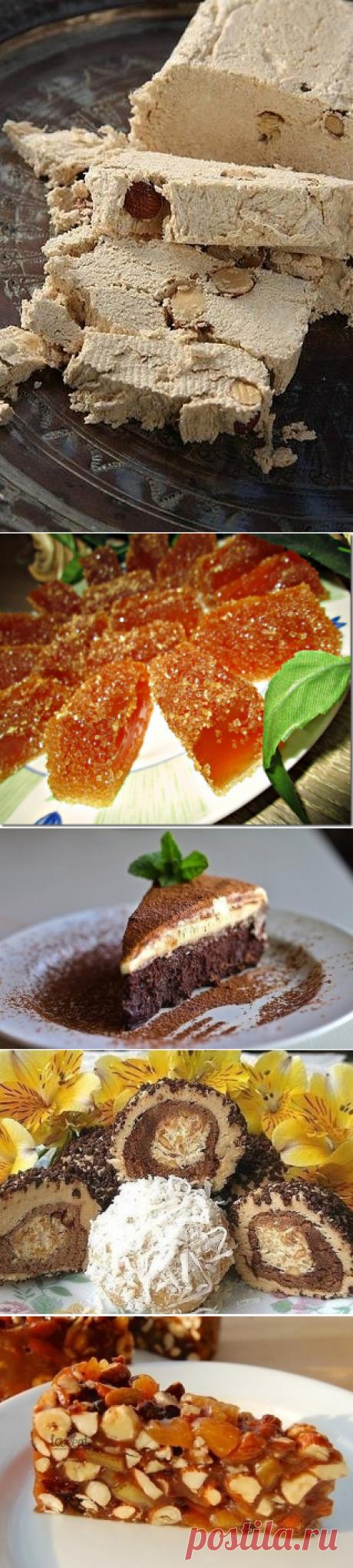 25 рецептов десертов