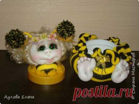 Куклы- шкатулки- игольницы | Страна Мастеров