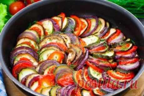 Рататуй: простой рецепт традиционного французского блюда из овощей - Досуг - Кулинария на Joinfo.ua
