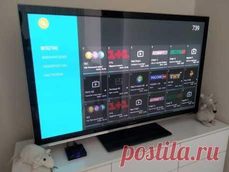 Смотрим бесплатно 1000 ТВ каналов в HD с помощью плей листов m3u