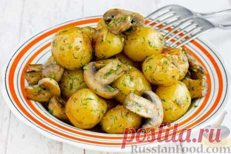 Время молодой картошки (часть 3)