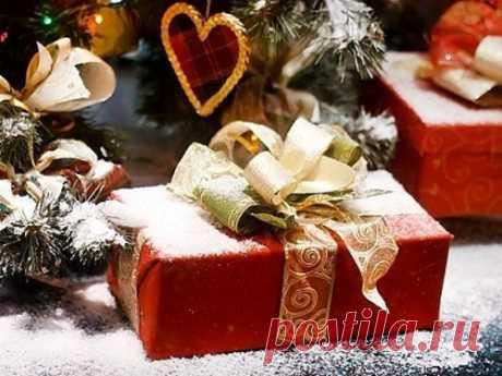 Лучшие новогодние ритуалы....