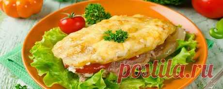 Свинина запеченная под сыром с помидорами • Пошаговый рецепт Свинина запеченная под сыром с помидорами — пошаговый рецепт приготовления с подробным описанием. Как приготовить дома и сделать вкусно и просто