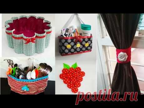 5 #Plastic Bottle craft ideas#5 best out of waste plastic bottle craft ideas#5 DIY organizer ideas