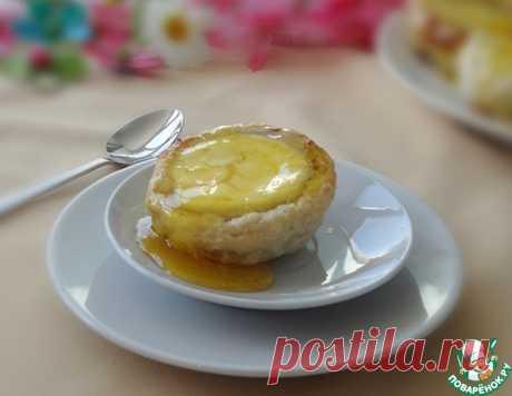 Португальские пирожные – кулинарный рецепт