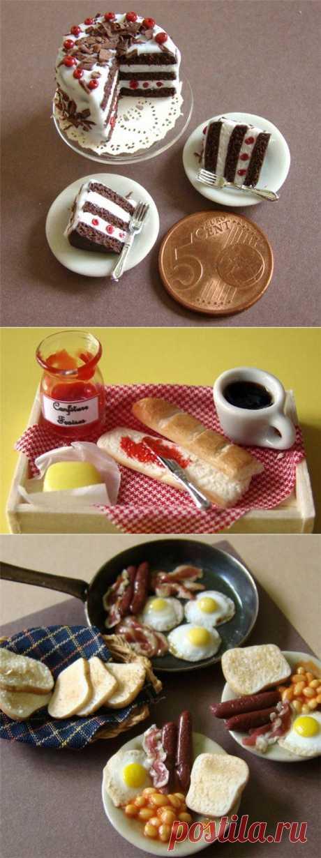 Миниатюрная еда