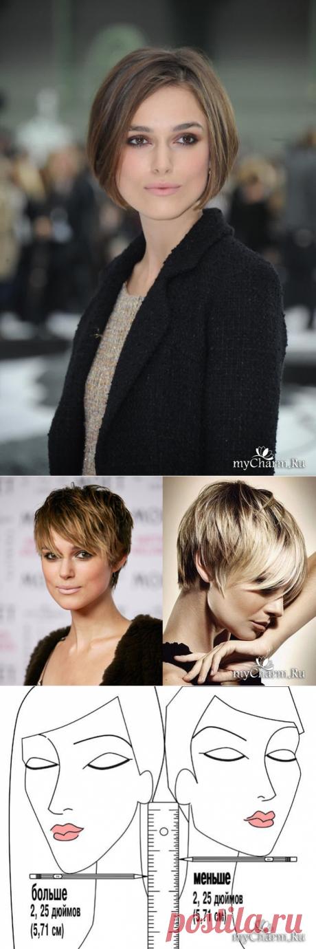 Самый легкий способ определить, пойдет ли вам стрижка: Группа Прически и уход за волосами