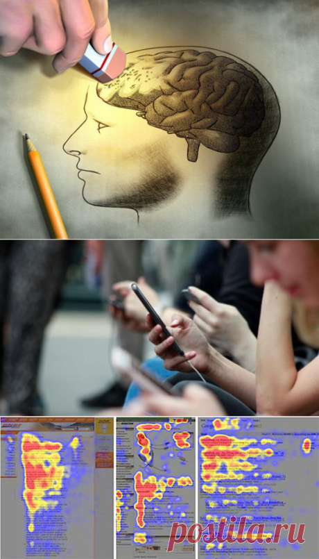 Деградация мозга — читать ВСЕМ! | В темпі життя