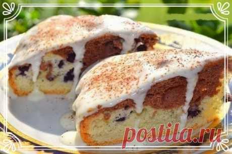 Простой торт со сметанным кремом   Ингредиенты:  Для теста:  Мука — 200 гр.  Показать полностью…