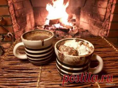 Как ацтеки: горячий шоколад Изобретатели шоколада, ацтеки, делали из бобов какао горячий напиток, а не шоколадные плитки. Если у вас нет времени отправиться в Мексику и побывать на пирамидах, можно ощутить себя древним индейц…