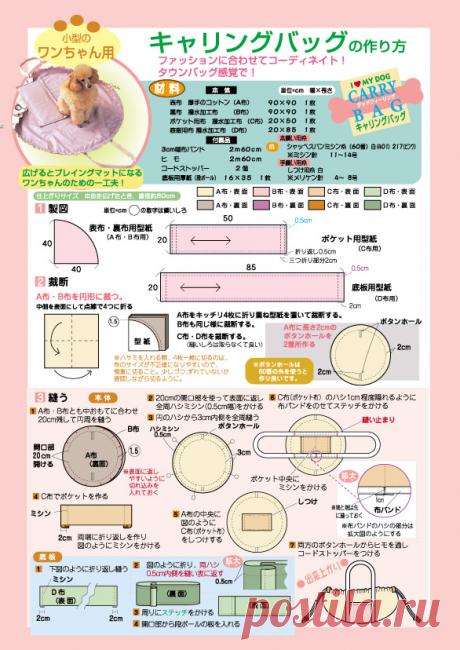 キャリングバッグ   わんちゃんグッズ   手づくりレシピ   そーいんぐ.com
