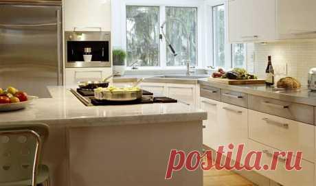 Серо-белая кухня. 11 основных рекомендаций по дизайну (+эл. книга) | Дизайн интерьера. Практика | Яндекс Дзен
