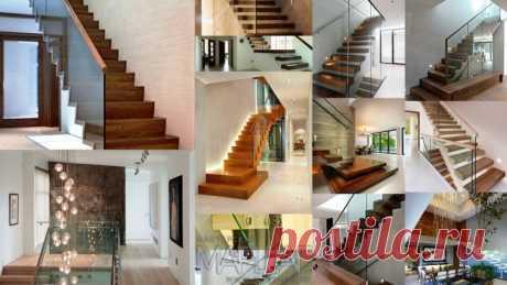 Лестницы, ограждения, перила из стекла, дерева, металла Маршаг – Перила для лестниц