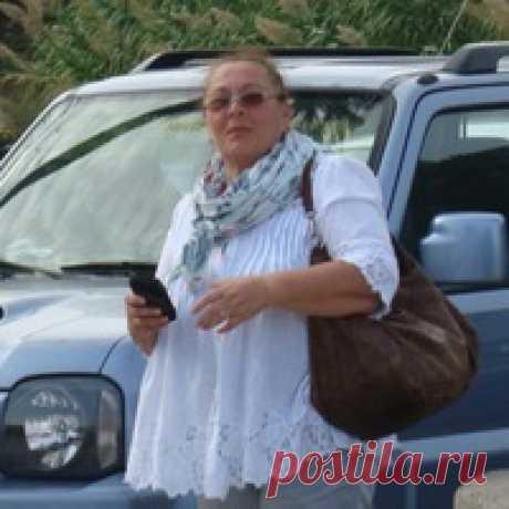 Елена Заковряжина