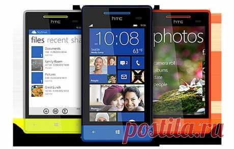 Steep-mobile - Обзор Windows Phone 8S by HTC