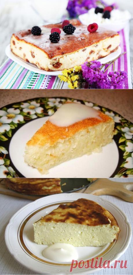 Запеканка из творога в духовке — 11 рецептов - Интересный блог