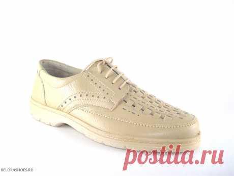 Полуботинки мужские Никс 104 - мужская обувь, полуботинки. Купить обувь Niks