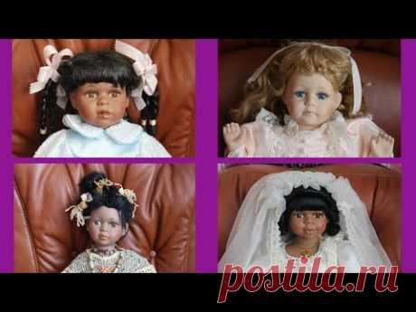 Коллекция фарфоровых кукол 2020
