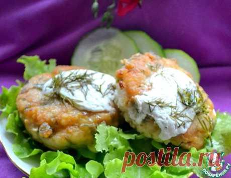 Куриные тефтели с пшеном – кулинарный рецепт